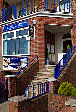 Self Catering Apartments In Bridlington The Royal Court